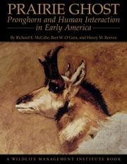 Prairie Ghost - Pronghorn and Human Interaction in Early America ebook by Richard E. McCabe,Henry M. Reeves,Bart W. O'Gara