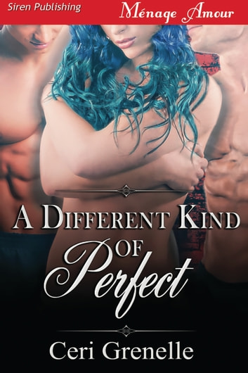 A Different Kind of Perfect ebook by Ceri Grenelle