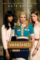 Vanished ebook by Kate Brian