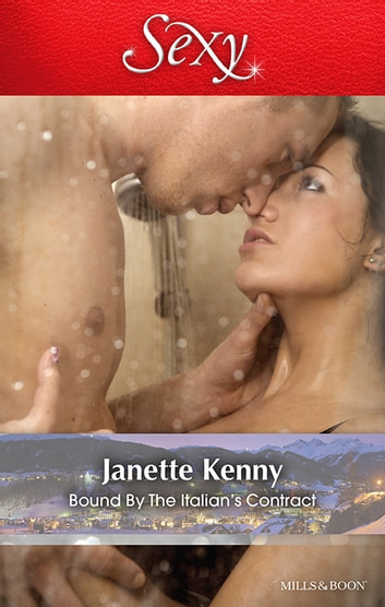 Bound By The Italian's Contract 電子書 by Janette Kenny
