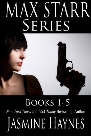 Max Starr Series: 5-Book Bundle ebook by Jasmine Haynes,Jennifer Skully