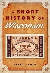 A Short History of Wisconsin ebook by Erika Janik