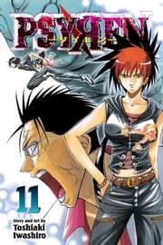 Psyren, Vol. 11 - The Two Test Subjects ebook by Toshiaki Iwashiro