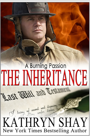 A Burning Passion - The Inheritance ebook by Kathryn Shay