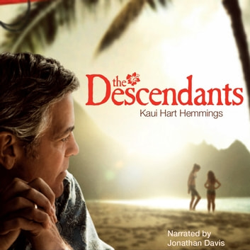 The Descendants audiolibro by Kaui Hart Hemmings