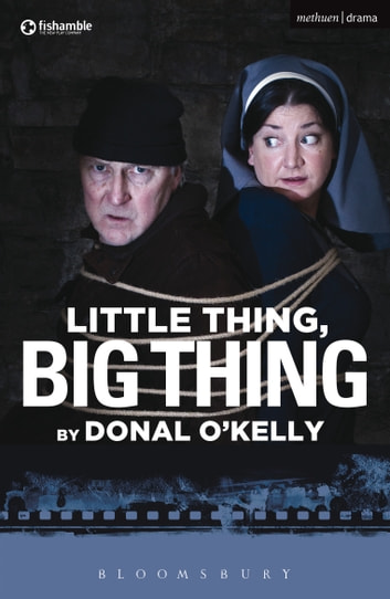 Little Thing, Big Thing ebook by Mr Donal O'Kelly