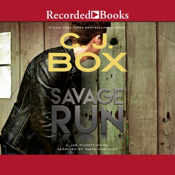 Savage Run audiobook by C.J. Box