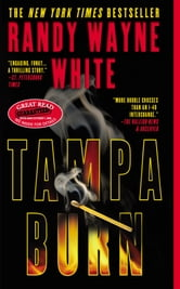 Tampa Burn ebook by Randy Wayne White