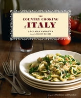 Country Cooking of Italy ebook by Colman Andrews