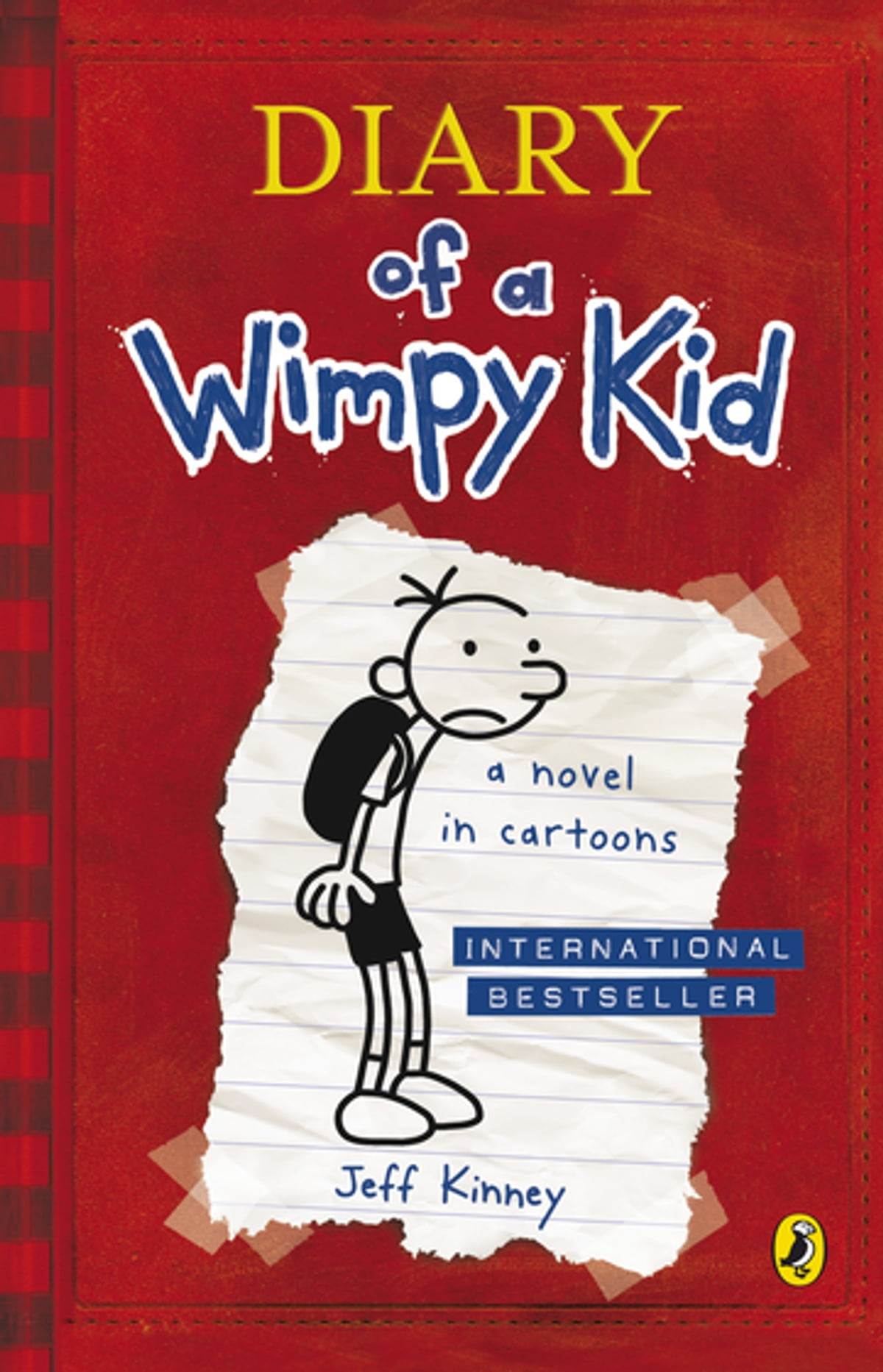 Diary Of An Interior Novice: Diary Of A Wimpy Kid (Book 1) EBook By Jeff Kinney