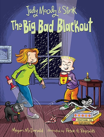 Judy Moody and Stink: The Big Bad Blackout ebook by Megan McDonald