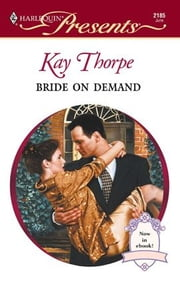 Bride on Demand ebook by Kay Thorpe