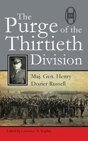 The Purge of the Thirtieth Division ebook by Henry Russell,Lawrence  M. Kaplan