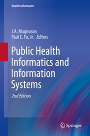 Public Health Informatics and Information Systems ebook by