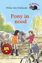 Pony in nood ebook by Saskia Halfmouw, Vivian den Hollander
