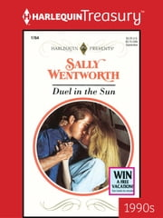 Duel in the Sun ebook by Sally Wentworth