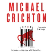 Next audiobook by Michael Crichton