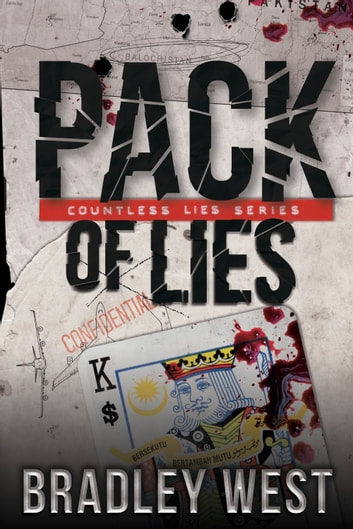 Pack of Lies - An Espionage Thriller ebook by Bradley West