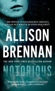Notorious ebook by Allison Brennan