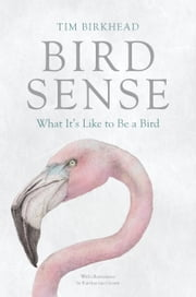 Bird Sense - What It's Like to Be a Bird ebook by Tim Birkhead