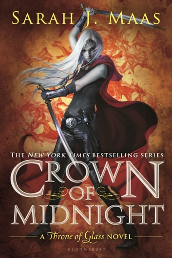 Crown of Midnight ebook by Sarah J. Maas