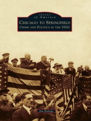 Chicago to Springfield: - Crime and Politics in the 1920s ebook by Jim Ridings
