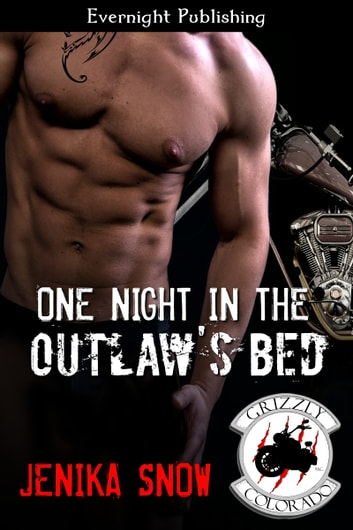 One Night in the Outlaw's Bed ebook by Jenika Snow