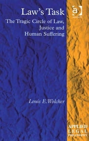Law's Task - The Tragic Circle of Law, Justice and Human Suffering ebook by Professor Louis E Wolcher,Professor Tom D Campbell