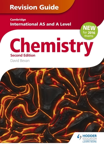 cambridge international as a level chemistry revision guide 2nd rh kobo com revise edexcel as/a level chemistry revision guide revise edexcel as/a level chemistry revision guide