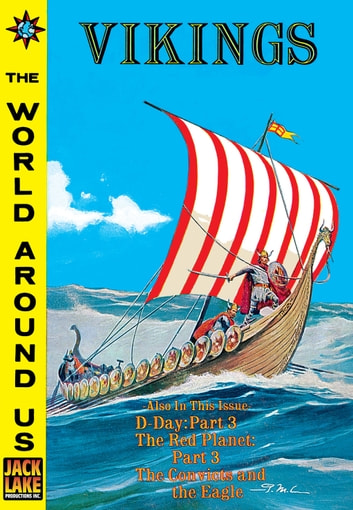 The Vikings - The World Around Us #W29 ebook by Albert Lewis Kanter