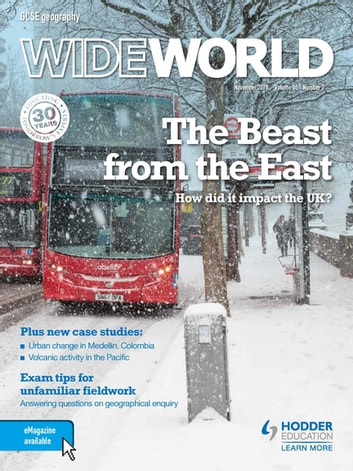 Wideworld Magazine Volume 30, 2018/19 Issue 2 eBook by . Philip Allan Magazines