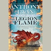 The Legion of Flame audiobook by Anthony Ryan