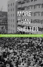 More Than Shelter ebook by Amy L. Howard