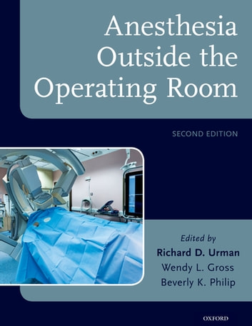 Anesthesia Outside The Operating Room Ebook By