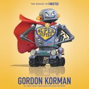 Supergifted audiobook by Gordon Korman