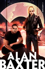 Obsidian: Alex Caine Book 2 ebook by Baxter Alan