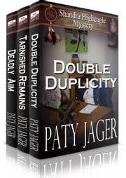 Shandra Higheagle Mystery Books 1-3 ebook by Paty Jager