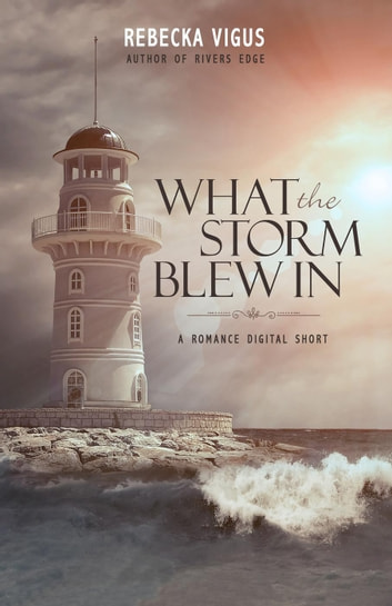 What the Storm Blew In ebook by Rebecka Vigus