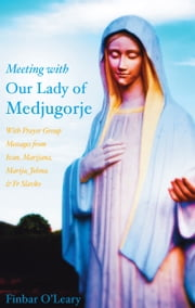 Meeting with Our Lady of Medjugorje: With Prayer Group Messages from Ivan, Mirijanam Marija, Jelena & Fr Slavko ebook by Finbar  O'Leary