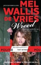 Wreed ebook by Mel Wallis de Vries