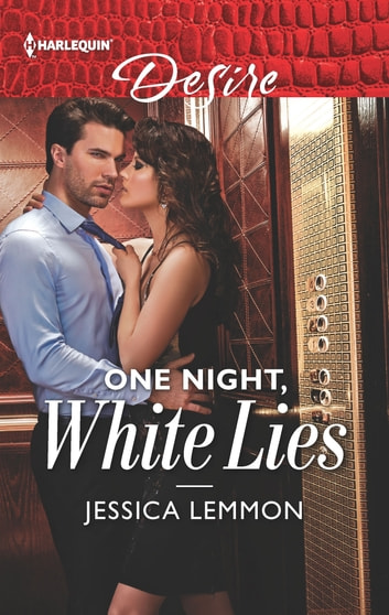 One Night, White Lies ebook by Jessica Lemmon