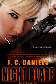 Night Blade ebook by J.C. Daniels