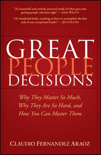 Great people decisions ebook by claudio fernndez aroz great people decisions why they matter so much why they are so hard fandeluxe Image collections