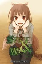 Spice and Wolf, Vol. 5 (light novel) ebook by Isuna Hasekura