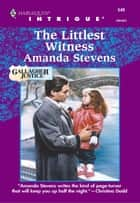 THE LITTLEST WITNESS ebook by Amanda Stevens