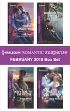 Harlequin Romantic Suspense February 2019 Box Set 電子書 by Cindy Dees, Tawny Weber, Lisa Childs,...