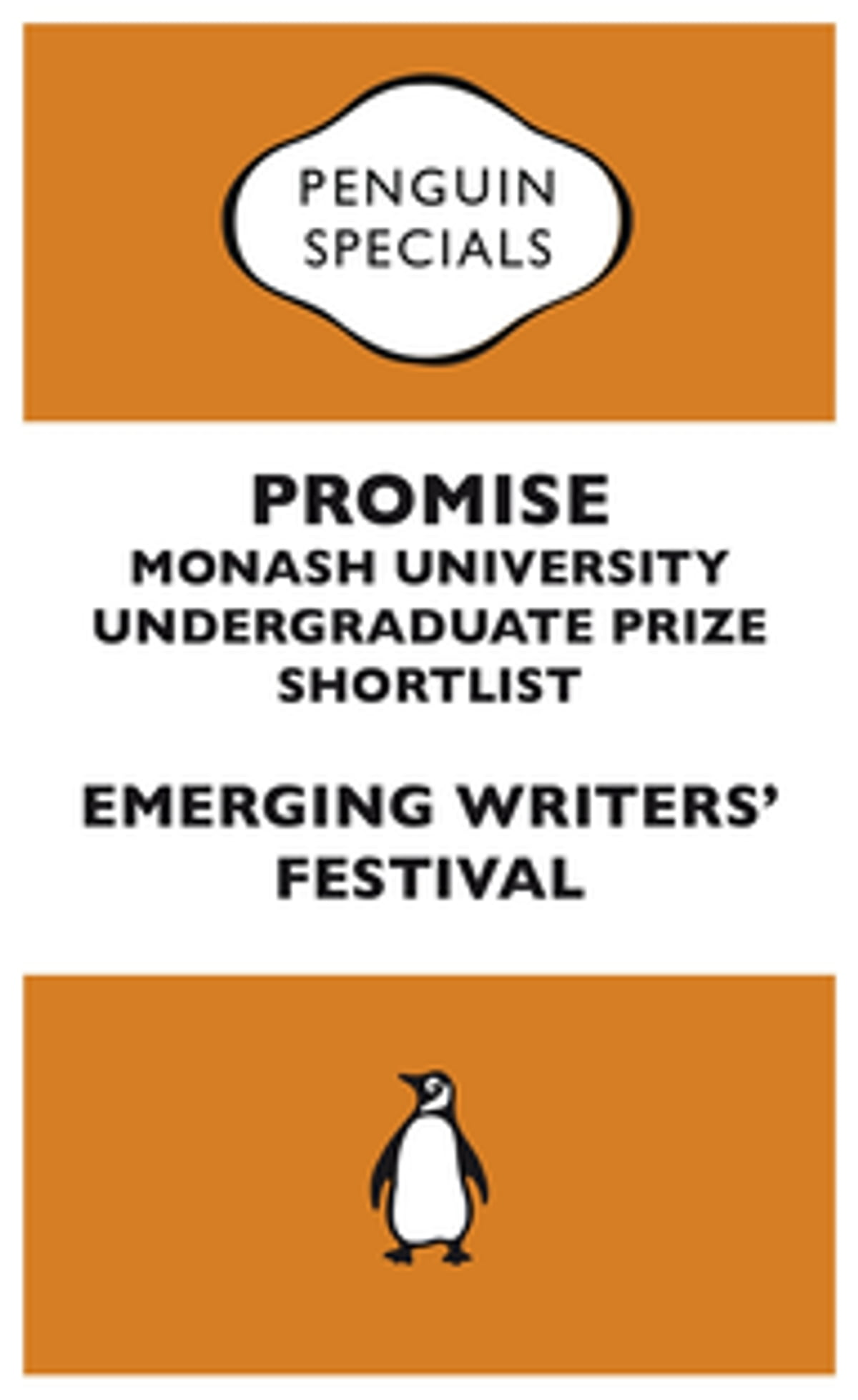 monash creative writing prize shortlist