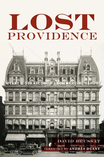 Lost Providence ebook by David Brussat