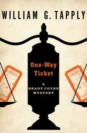 One-Way Ticket ekitaplar by William G. Tapply