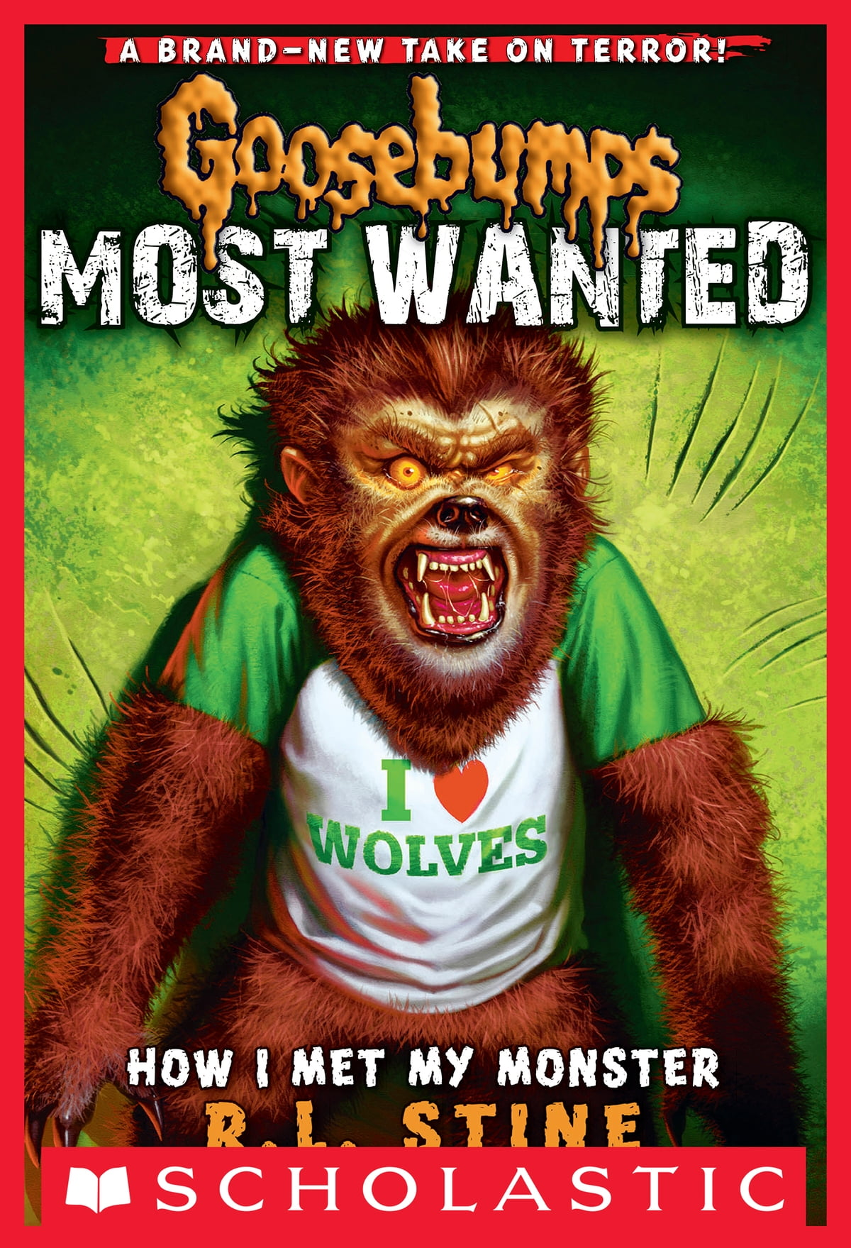 Goosebumps Most Wanted 3 How I Met My Monster Ebook By R L Stine 9780545510172 Rakuten Kobo United States